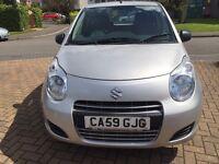 Suzuki Alto 1.0 SZ3 great drive £20 tax/year hpi clear