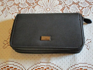 New Black clutch or small personal bag. Price Reduced!