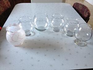 6 Rose Bowls Regina Regina Area image 1