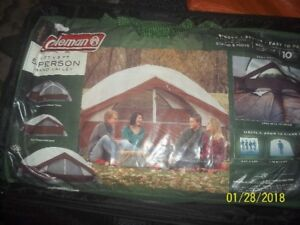 Camping Gear     Sold