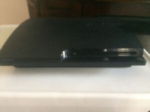 Ps3 with two Controllers-Mint Condition $125 Cambridge Kitchener Area image 1