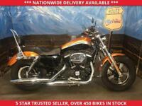 HARLEY-DAVIDSON SPORTSTER XL1200 XL 1200 SPORTSTER ONE OWNER FROM NEW