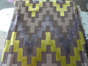 Upholstery –New (excellent quality) – (Covers 4-6 chairs)