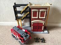 Imaginext Fire Station