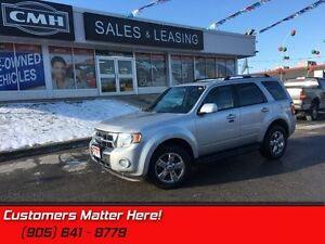2010 Ford Escape Limited   3.0L!  4X4!  LEATHER!  SUNROOF!  SYNC