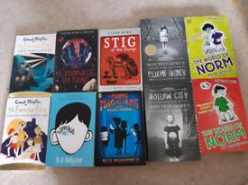 Multiple Kids Books