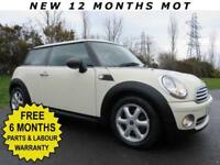 2010 MINI ONE 1.4 ** DEPOSIT TAKEN ** LOW INSURANCE **