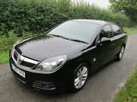 2007 57 VAUXHALL VECTRA 1.9 CDTI SRI 150 DIESEL BLACK 5 DOOR 89,900 MILES!!