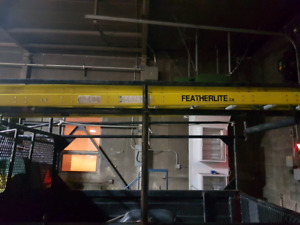Featherlite ladder 24ft