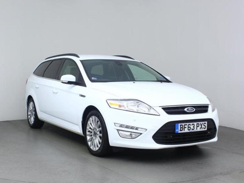 2013 FORD MONDEO 1.6 TDCi Eco Zetec Business Edition