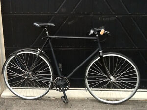 Two speed steel commuter