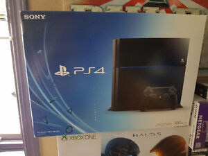 Sony Playstation 4 BOX ONLY