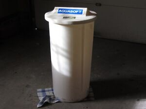 Water Softener Container