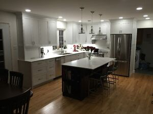 Kitchen cabinets that last! Call now!