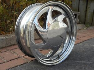 15 x 6 Chrome Rims