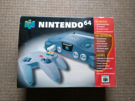 Nintendo 64(N64)console