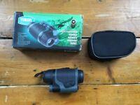 Yukon NVMT1 2x24 night vision scope & camera mounting kit