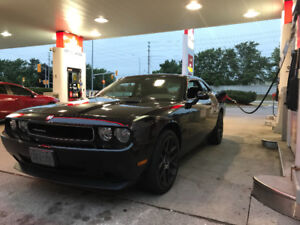 Dodge Challanger trading for SUV vehicle