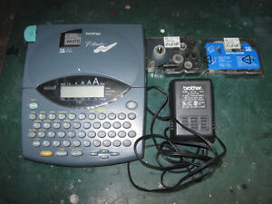 Brother P-Touch Labelmaker