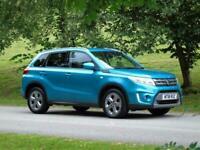 2018 Suzuki Vitara 1.6 SZ-T Auto (s/s) 5dr SUV Petrol Automatic