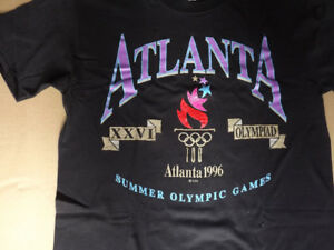 "FS: ""1996 Atlanta Summer Olympics"" Commemorative Tee-"
