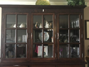 china cabinet (top)