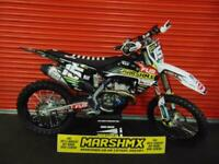 Husqvarna FC 350 2021 Marshmx Race Bike, Fully Loaded!!!