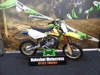 Suzuki RM 85 Big wheel Motocross bike Full ohlins suspension