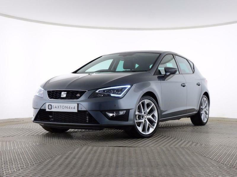 2017 seat leon 2 0 tdi fr technology 5dr start stop in. Black Bedroom Furniture Sets. Home Design Ideas