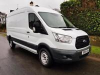 2015 Ford Transit 2.2TDCi ( 125PS ) RWD 350 L3H2 ONLY 81K MWB