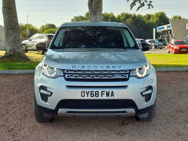 2018 Land Rover Discovery Sport 2.0 TD4 180 HSE 5dr Auto Station Wagon Diesel Au