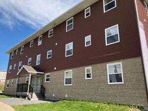 3 Year Old 2 Bedroom, 1 Bathroom Condo Available in Saint John!
