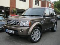 2011 61-Reg Land Rover Discovery 4 3.0SDV6 ( 255bhp ) Auto XS,COMMAND SHIFT!!!