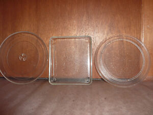 For sale - Glass microwave Trays