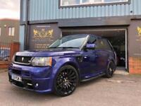2010 Land Rover Range Rover Sport 3.0TD V6 auto HSE- REVERE HSR EDITION -