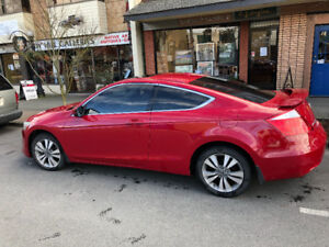 Super Clean Honda Accord Coupe EX for sale