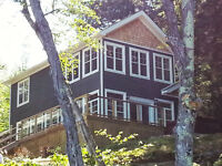 MUSKOKA, Bala, New Custom 3 Bed Cottage - Book for summer 2015