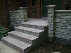 Masonry Work Restoration/ Renovation Stonemason/Bricklayer