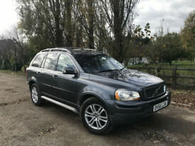 Volvo XC90 2.4 AWD Geartronic 2007 D5 SE Lux 7 Seats DVD