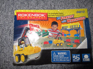 ROKENBOK construction set