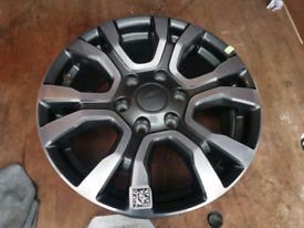 Band new ford ranger wheels