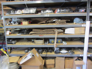 Industrial Commercial Garage Shop Shelving 8 x 8 x 4 Feet Store