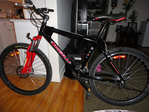 Quality Adult Size 21 Speed Mountain Bike With Front Disc Brakes