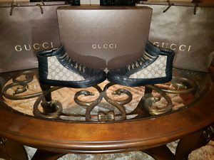 Men's Gucci hightops