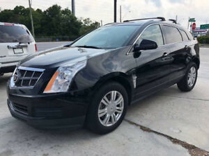 Loaded AWD Cadillac SRX