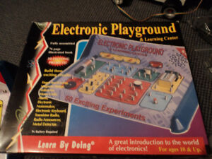 50 in one Electronic Playground Kit