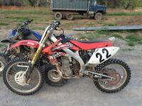 Honda 2006 cr450f