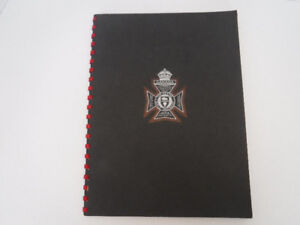 REGINA RIFLE REGIMENT 1st BATTALION CANADIAN ARMY WW2 BOOK