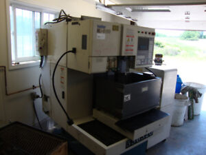 1997 Brother HS5100 CNC Wire EDM