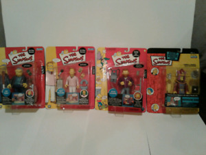 The Simpsons All Star Voice Activation Series Playmates